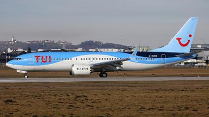 G-TUMA - TUI Airways Boeing 737-8 MAX