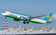 UK-78701 - Uzbekistan Airways Boeing 787-8 Dreamliner aircraft