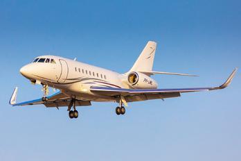 PH-JWL - Private Dassault Falcon 2000LX