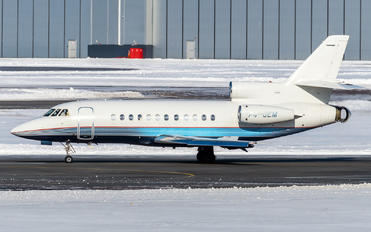 P4-GEM - Private Dassault Falcon 900 series