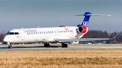 EI-FPJ - SAS - Scandinavian Airlines (CityJet) Canadair CL-600 CRJ-900