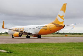 LV-HKR - Flybondi Boeing 737-800