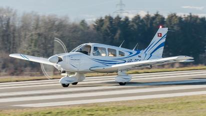 HB-PFA - Private Piper PA-28 Archer