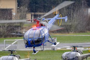 V-262 - Switzerland - Air Force Sud Aviation SA-316 Alouette III