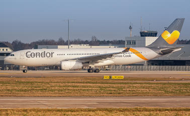 G-TCCG - Thomas Cook Airbus A330-200