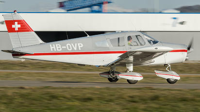 HB-OVP - Private Piper PA-28 Cherokee