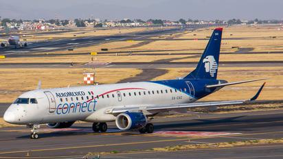 XA-CAC - Aeromexico Connect Embraer ERJ-190 (190-100)