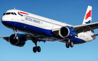New Airbus A321neo for British Airways title=