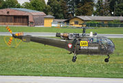 3E-KP - Austria - Air Force Sud Aviation SA-316 Alouette III aircraft