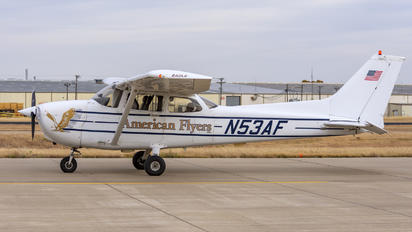 N53AF - American Flyers Cessna 172 Skyhawk (all models except RG)