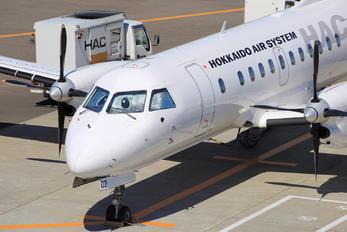- - Hokkaido Air System SAAB Saab 340B AEW / S 100B Argus