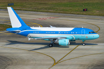 B-6186 - Private Airbus A318