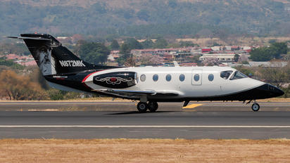 N872MK - Private Hawker Beechcraft 400A Beechjet