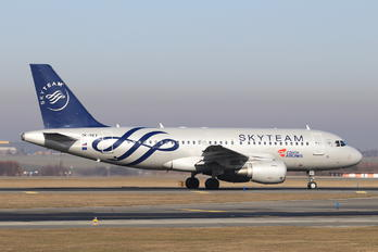 OK-PET - CSA - Czech Airlines Airbus A319