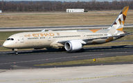 A6-BLQ - Etihad Airways Boeing 787-9 Dreamliner aircraft