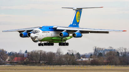 UK-76426 - Uzbekistan Air Force Ilyushin Il-76 (all models)
