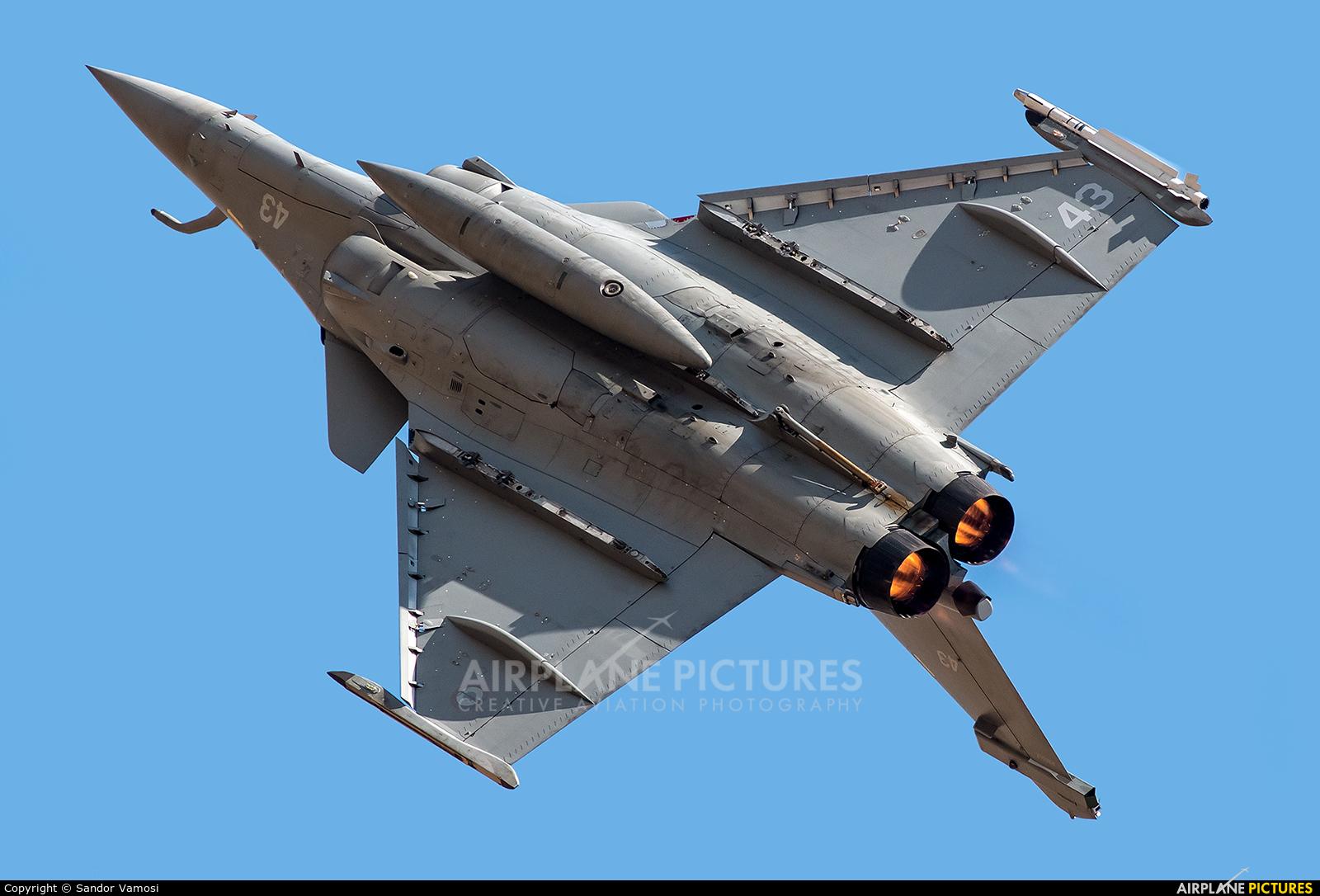 France - Navy 43 aircraft at Zaragoza