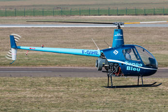 F-GIHE - Private Robinson R22