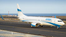 SP-ESD - Enter Air Boeing 737-8AS aircraft