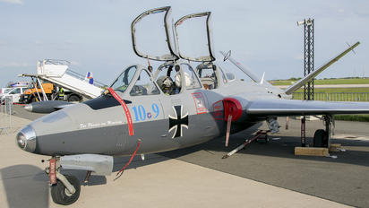 D-IFCC - Private Fouga CM-170 Magister