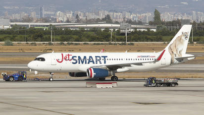 CC-AWF - JetSMART Airbus A320