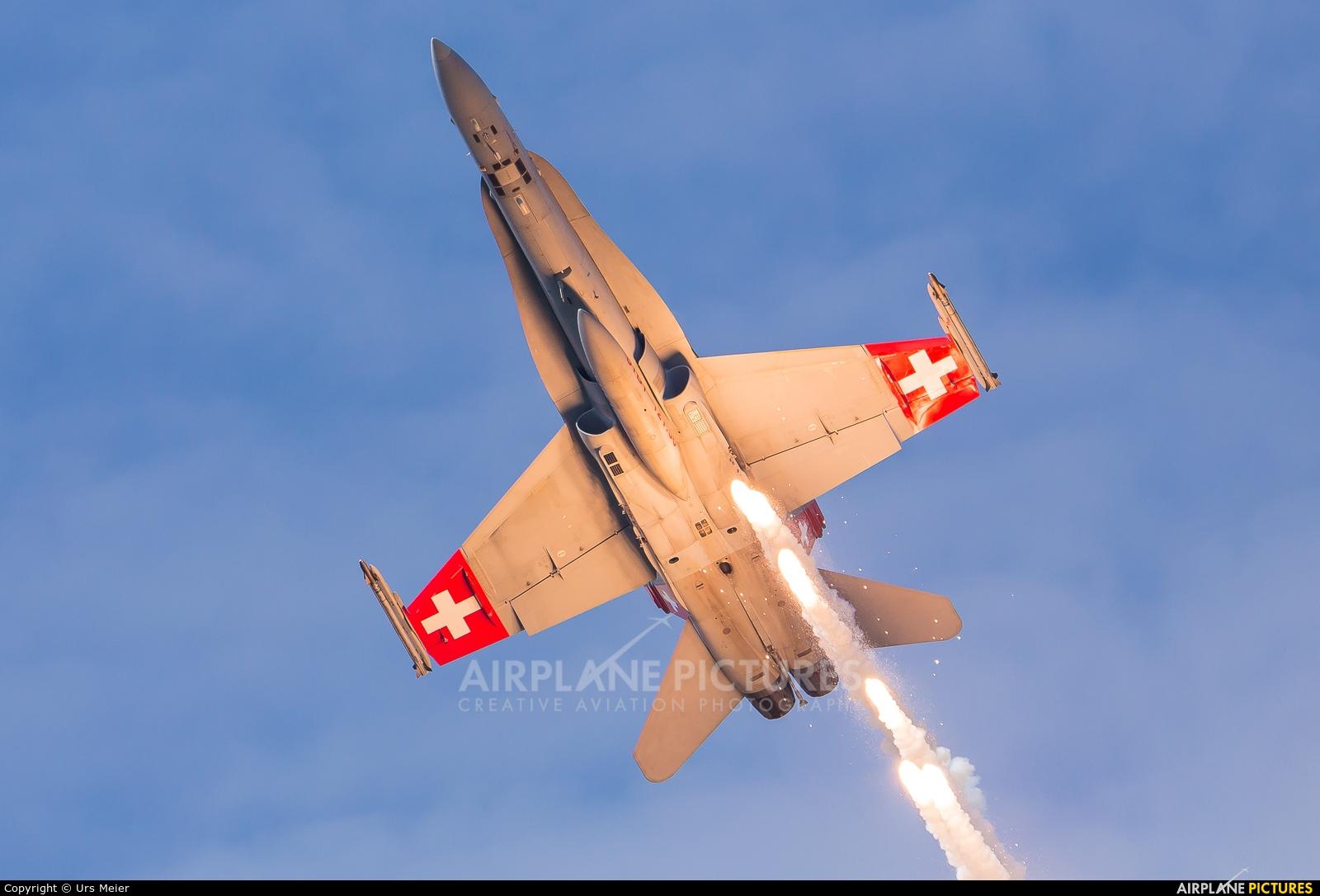 Switzerland - Air Force J-5014 aircraft at Payerne