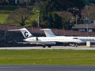 EC-MMD - Gestair Bombardier BD-700 Global Express XRS