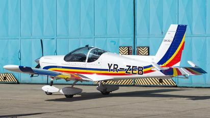YR-ZEB - Romanian Airclub Zlín Aircraft Z-242