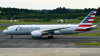 N811AB - American Airlines Boeing 787-8 Dreamliner