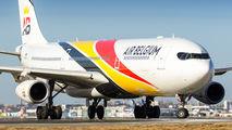 OO-ABA - Air Belgium Airbus A340-300 aircraft