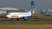 New Boeing 737 for Jet2 title=