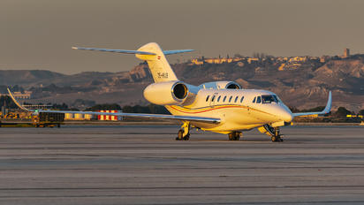 OE-HUB - Private Cessna 750 Citation X
