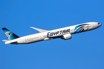 SU-GDN - Egyptair Boeing 777-300ER