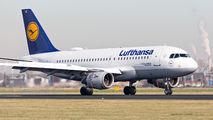 D-AILE - Lufthansa Airbus A319 aircraft