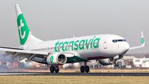 PH-HSA - Transavia Boeing 737-800 aircraft