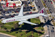 A7-BAM - Qatar Airways Boeing 777-300ER aircraft