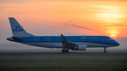 PH-EXN - KLM Cityhopper Embraer ERJ-175 (170-200)