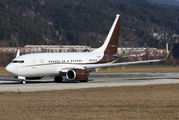 Dutch Government B737 visited Innsbruck title=
