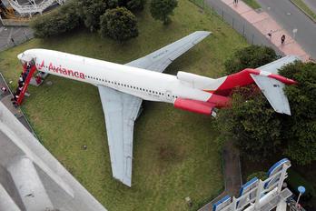 HK-3480 - Avianca Boeing 727-200 (Adv)