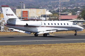 N381QS - Netjets (USA) Cessna 680 Sovereign
