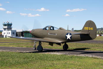 ZK-COB - USA - Air Force Bell P-39-Airacobra