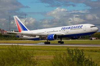EI-RUX - Transaero Airlines Boeing 767-300