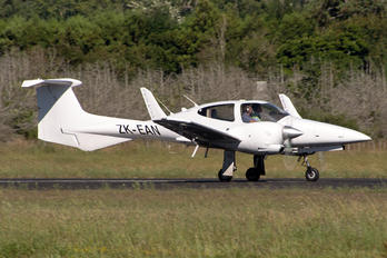 ZK-EAN - Ardmore Flying School Diamond DA 42 Twin Star