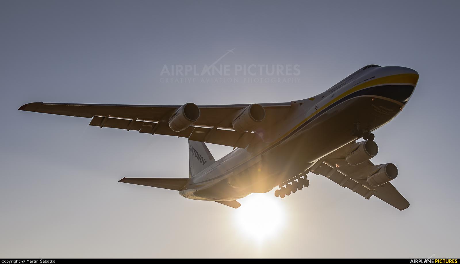 Antonov Airlines /  Design Bureau UR-82029 aircraft at Pardubice