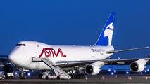 Astral Aviation Boeing 747 visited Helsinki title=
