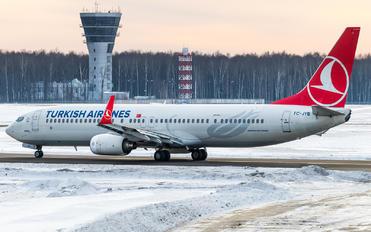 TC-JYB - Turkish Airlines Boeing 737-900ER