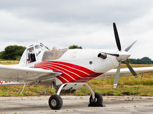 EC-MUO - Plysa Thrush Aircraft Thrush 710P