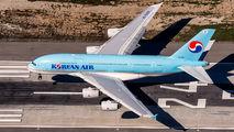 HL7628 - Korean Air Airbus A380 aircraft