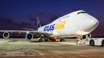 N429MC - Atlas Air Boeing 747-400BCF, SF, BDSF aircraft
