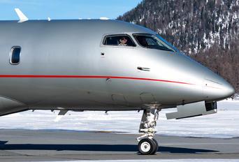 9H-VCC - Vistajet Bombardier BD-100 Challenger 350 series